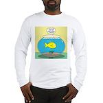 Fishbowl Circles Long Sleeve T-Shirt