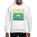 Fishbowl Circles Hooded Sweatshirt