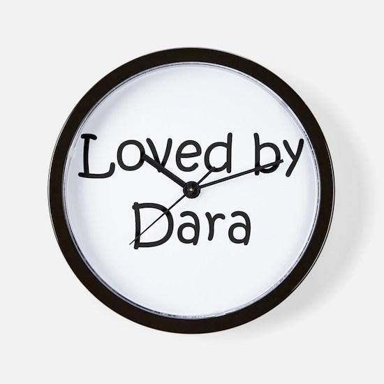 Unique Dara Wall Clock