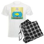 Fishbowl Circles Men's Light Pajamas
