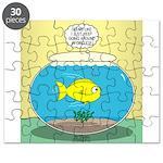 Fishbowl Circles Puzzle