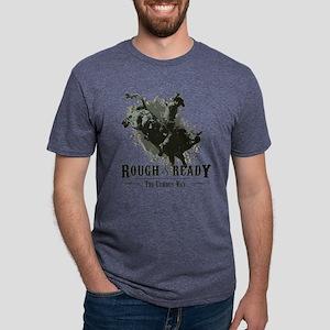 Rough and Ready Bull Riding Shir T-Shirt