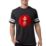 Bee Present Mens Football Shirt T-Shirt
