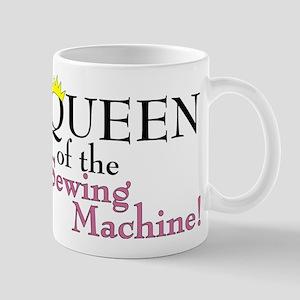 2-queensewing Mugs