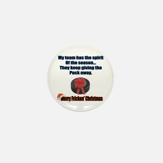 Spirit Of The Season Mini Button