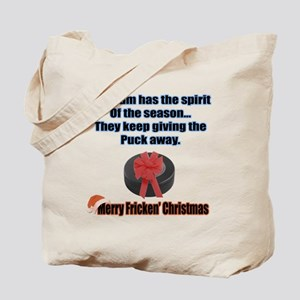 Spirit Of The Season Tote Bag