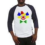 Clown Baseball Jersey