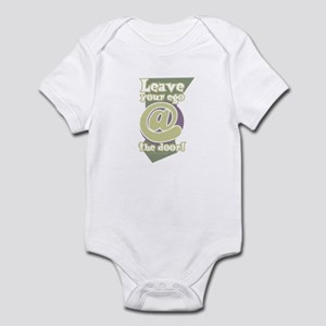 Leave Your Ego Infant Bodysuit