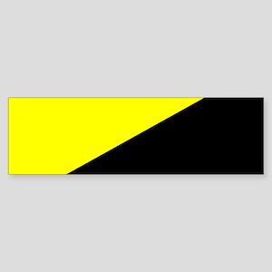 Anarcho-Capitalist Flag Bumper Sticker