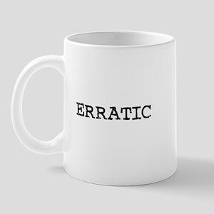 Erratic Mug
