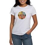 XmasMusic2/Dachshund (WH)#11 Women's T-Shirt