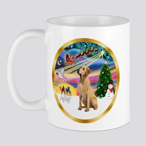 XmasMagic/Lab (yllow) Mug