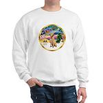 XmasMagic/Lab (yllow) Sweatshirt
