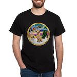 XmasMagic/Lab (yllow) Dark T-Shirt