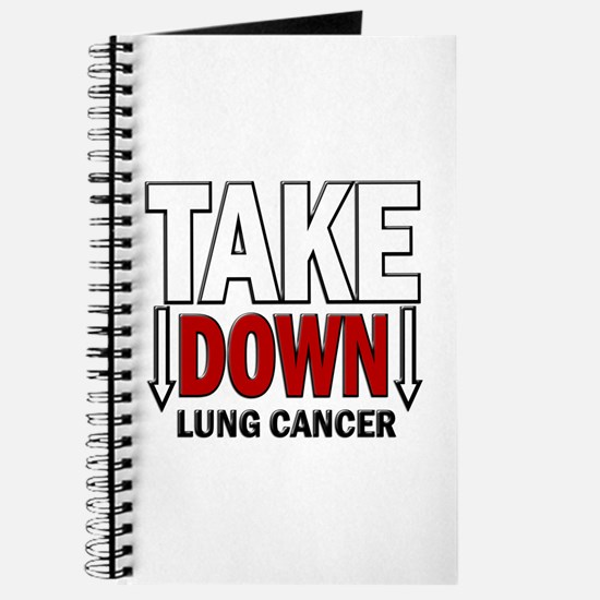 Take Down Lung Cancer 1 Journal