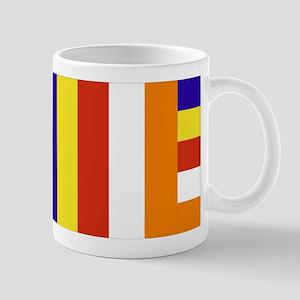 Buddhist Flag Mug