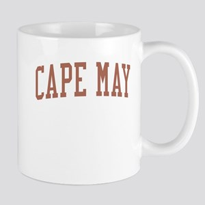 Cape May New Jersey NJ Red Mug