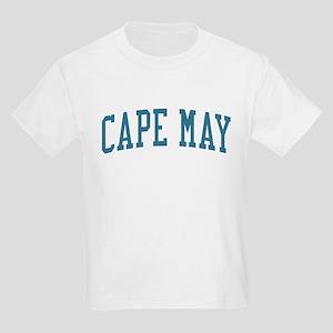 Cape May New Jersey NJ Blue Kids Light T-Shirt