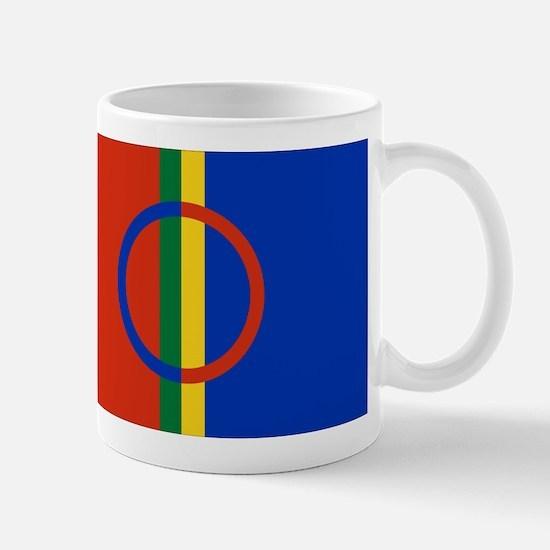 Flag of the Sami People Mug