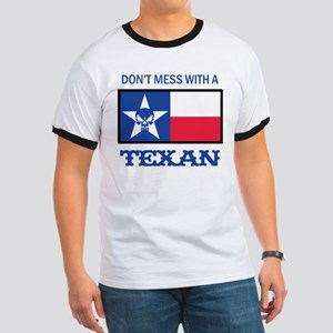 Don't Mess With a Texan T-Shirt