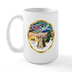 XmasMagic/Beardie #16 Large Mug