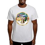 XmasMagic/Beardie #16 Light T-Shirt