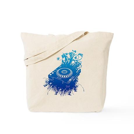 Organic CDJ-1000 Tote Bag