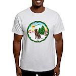 Take Off1/Lab (choc) Light T-Shirt