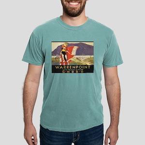 Vintage Warrenpoint Travel Po T-Shirt