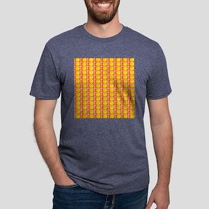 Orange Yellow Tennis 4Jojo T-Shirt