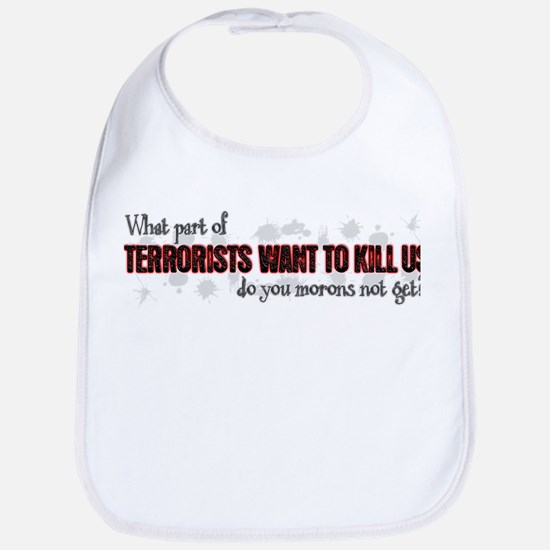 Terrorists Bib