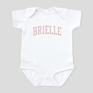 Brielle New Jersey NJ Pink Infant Bodysuit
