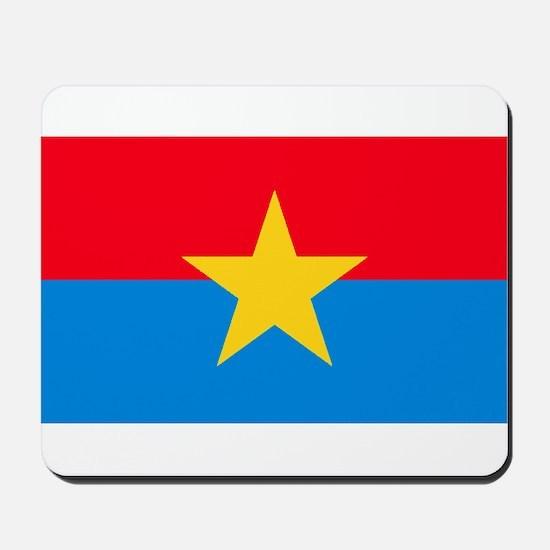 Viet Cong Flag Mousepad