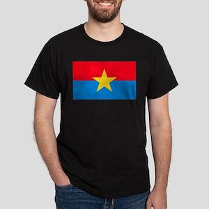 Viet Cong Flag Dark T-Shirt