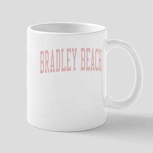 Bradley Beach New Jersey NJ Pink Mug