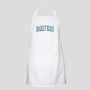 Bradley Beach New Jersey NJ Blue BBQ Apron