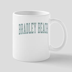 Bradley Beach New Jersey NJ Green Mug