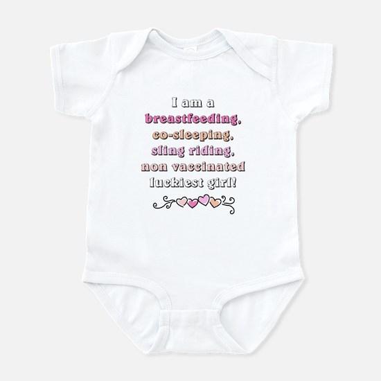 Luckiest Girl - Infant Bodysuit