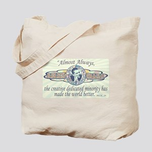 Obama Made World Better Tote Bag