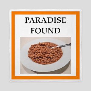 baked beans Queen Duvet