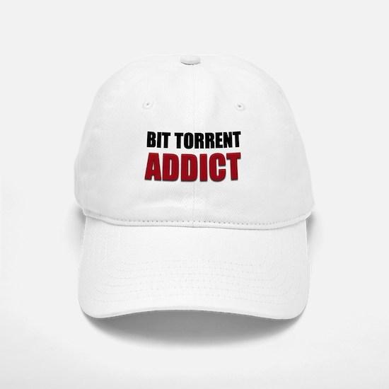 Bit Torrent Baseball Baseball Cap