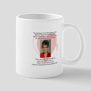 Why I Love Sarah Palin Mug
