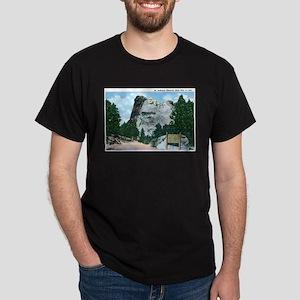 Black Hills SD Dark T-Shirt