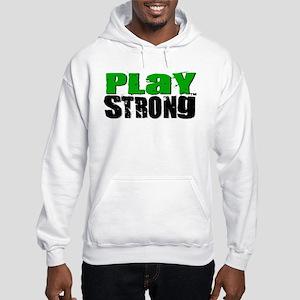 Play Strong Classic III Hooded Sweatshirt