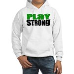 Play Strong Classic III Hooded Sweatshirt