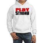 Play Strong Classic II Hooded Sweatshirt