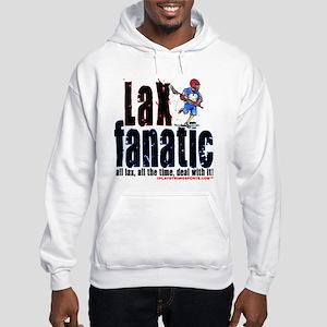 LAX Fanatic Hooded Sweatshirt