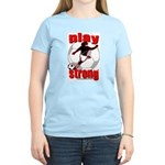 Play Strong Soccer II Women's Light T-Shirt