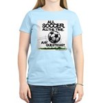All Soccer Women's Light T-Shirt