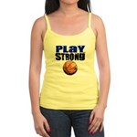 Play Strong Basketball Jr. Spaghetti Tank